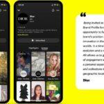 如何在Snapchat创建和管理公开资料(public profile)