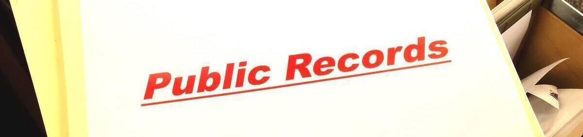 什么是美国公共记录
