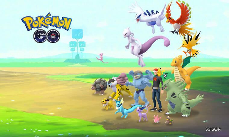 Pokemon GO游戏新手需要了解的一切信息