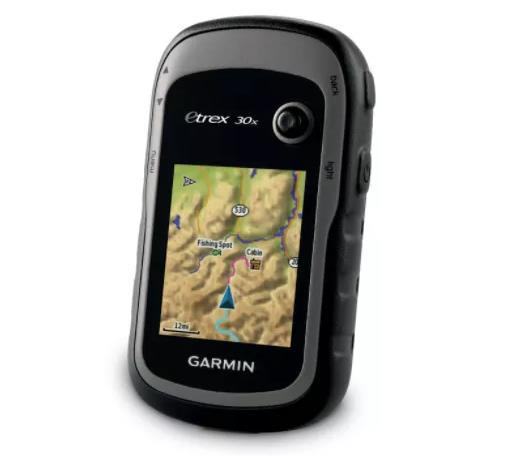 最佳预算GPS 追踪器:Garmin eTrex 30x