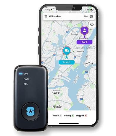 最佳整体:Spytec STI GL300MA GPS 车辆追踪器