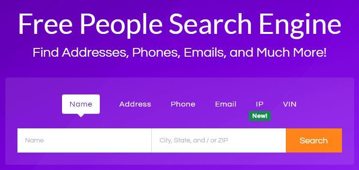 Melhor site de pesquisa de e-mail e diretório de endereços: isso os