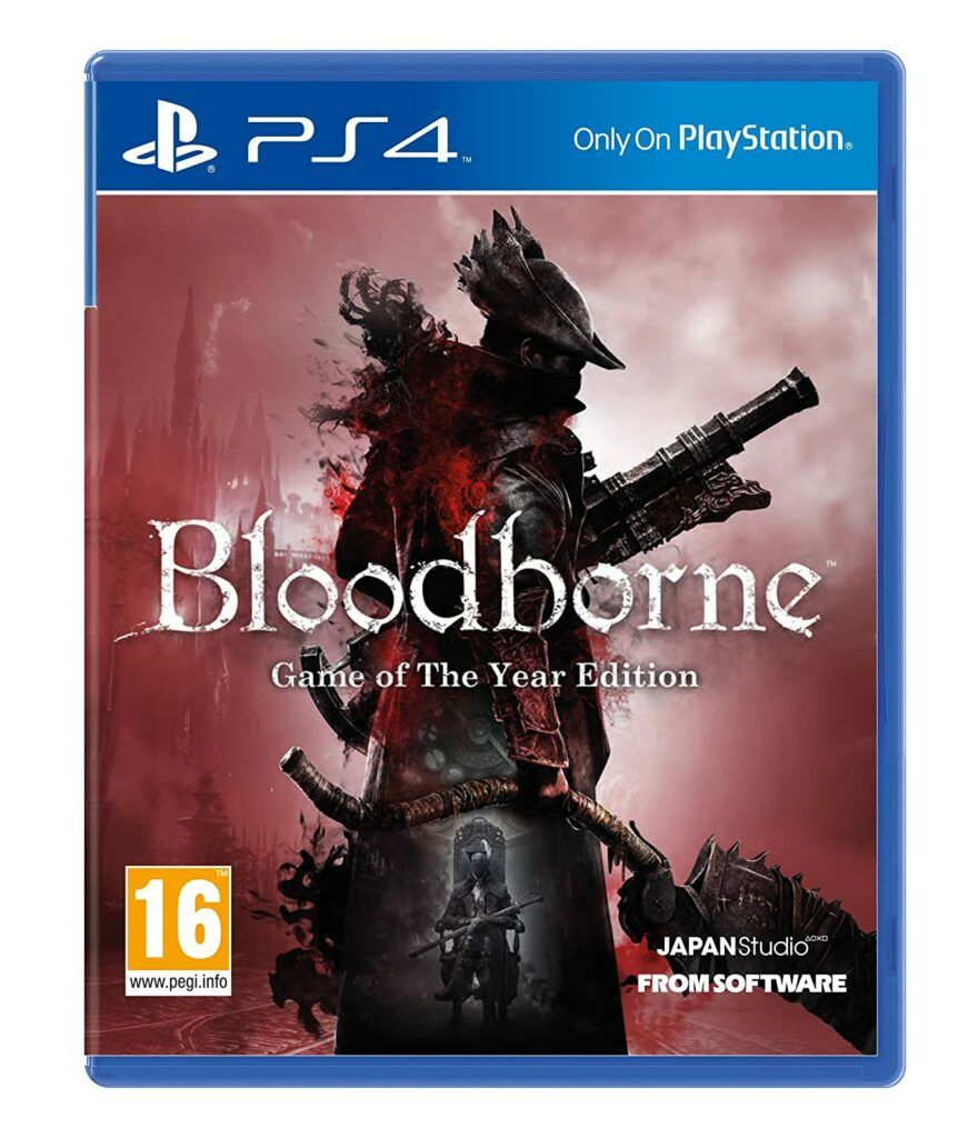 FromSoftware Bloodborne (PS4)