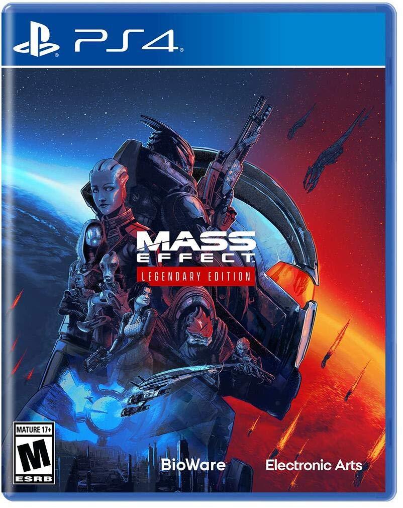 Electronic Arts Mass Effect Édition Légendaire (PS4)
