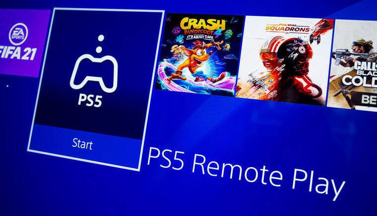 如何使用 PS5 Remote Play 串流到 PS4